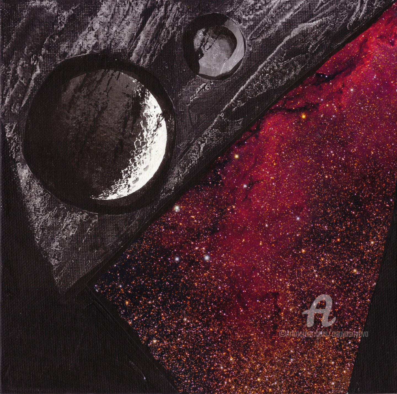Anastasia Vasilyeva - Rolling asteroids