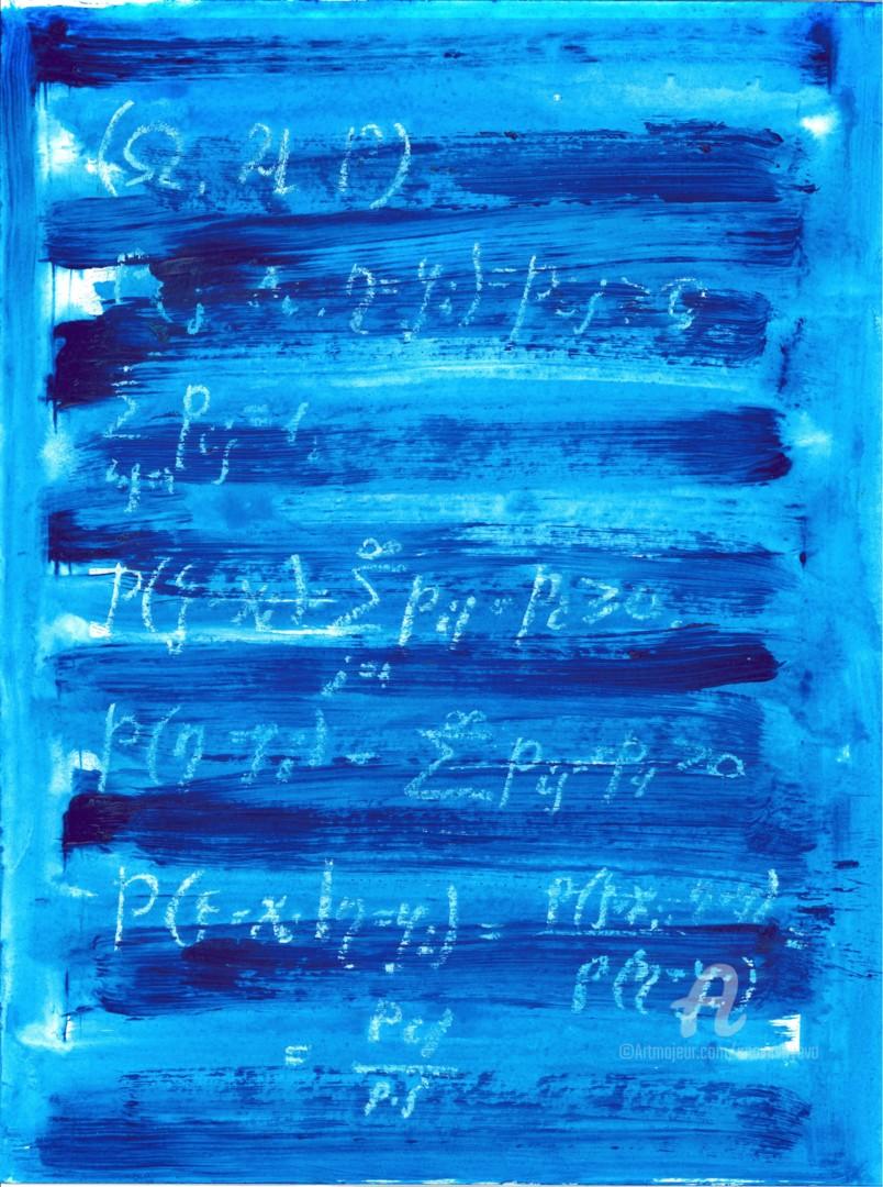 Anastasia Vasilyeva - Equilibrium, Conceptual painting