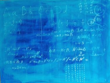 Schoolboard blue