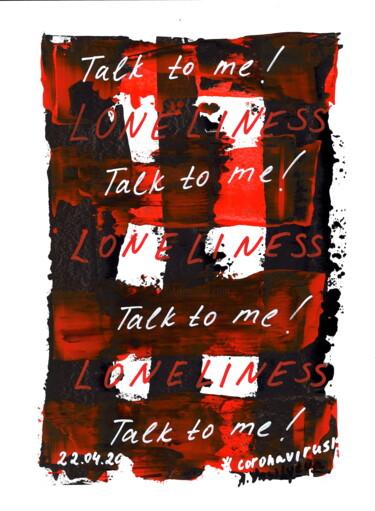 22.04.2020 - Talk to me! COVID-19 Documentary art.
