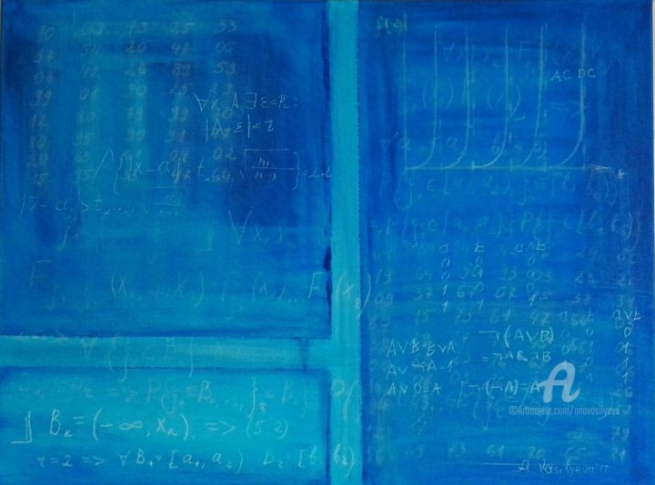 Anastasia Vasilyeva - Mathematical logic rules